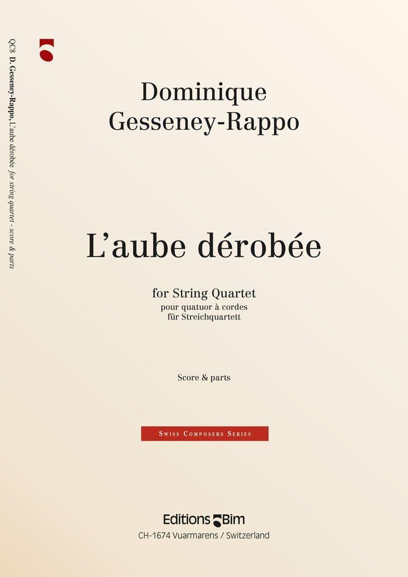 Gesseney Dominique Aube Derobee Qc8