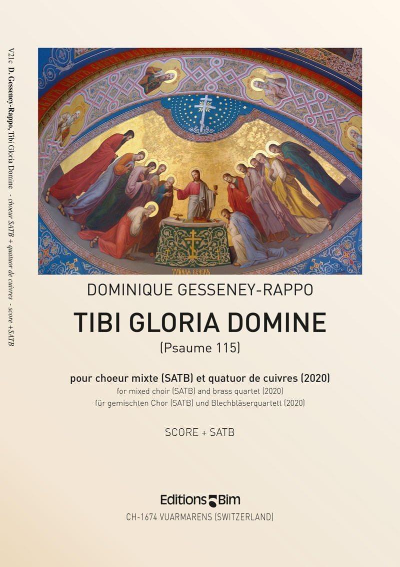Gesseney Dominique Tibi Gloria Domine V21