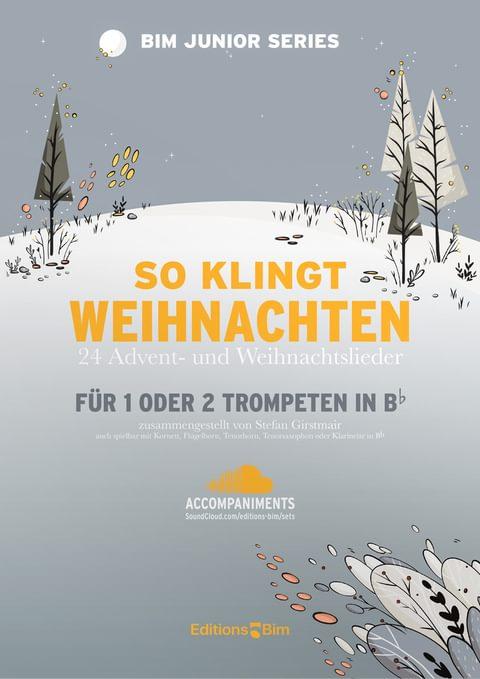 Girstmair Stefan So Klingt Weihnachten TP365