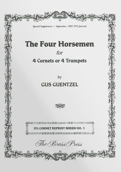 Guentzel Gus The 4 Horsemen Tp148