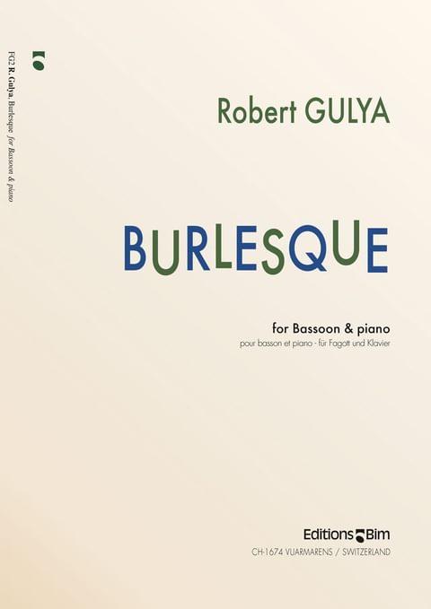 Gulya Robert Burlesque Fg2