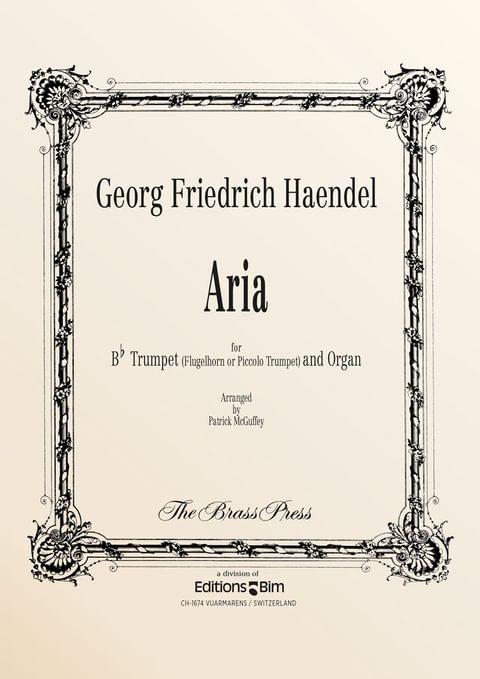 Haendel Georg Friedrich Aria Tp152