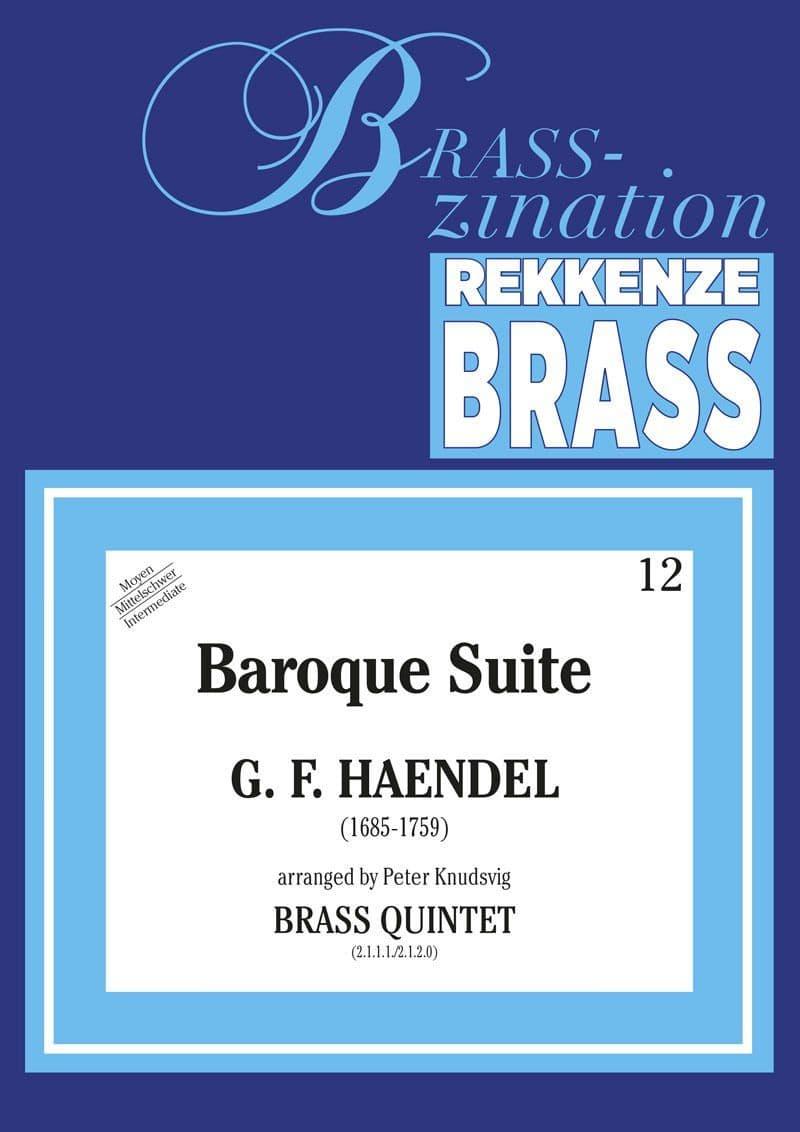 Haendel Georg Friedrich Baroque Suite Ens15