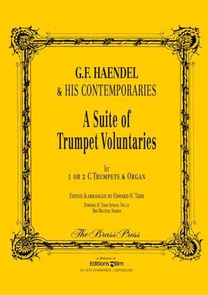 Haendel Georg Friedrich Suite Trumpet Voluntaries Tp151