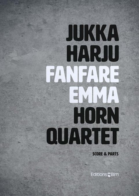Harju Jukka Fanfare Emma Co82