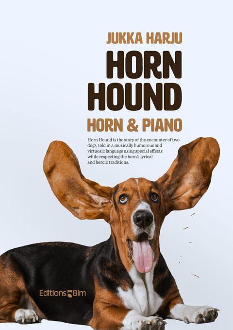 Harju Jukka Horn Hound Co83