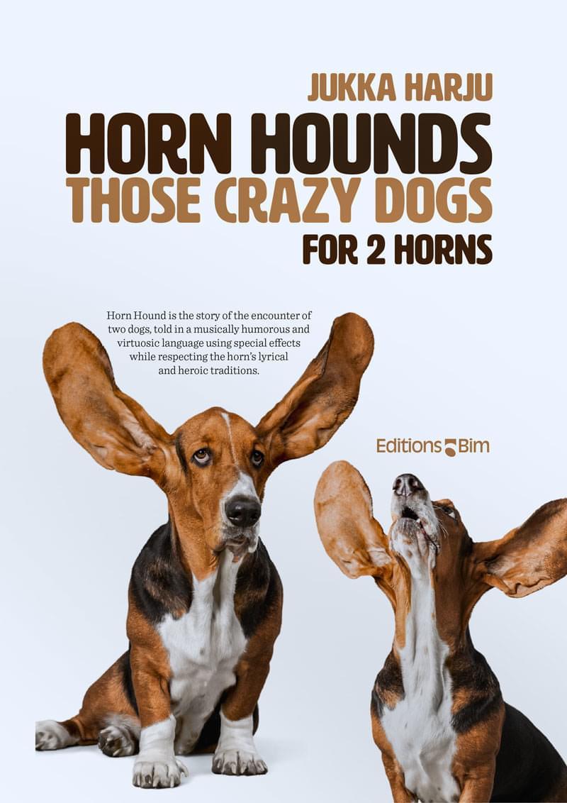 Harju Jukka Horn Hounds Co68