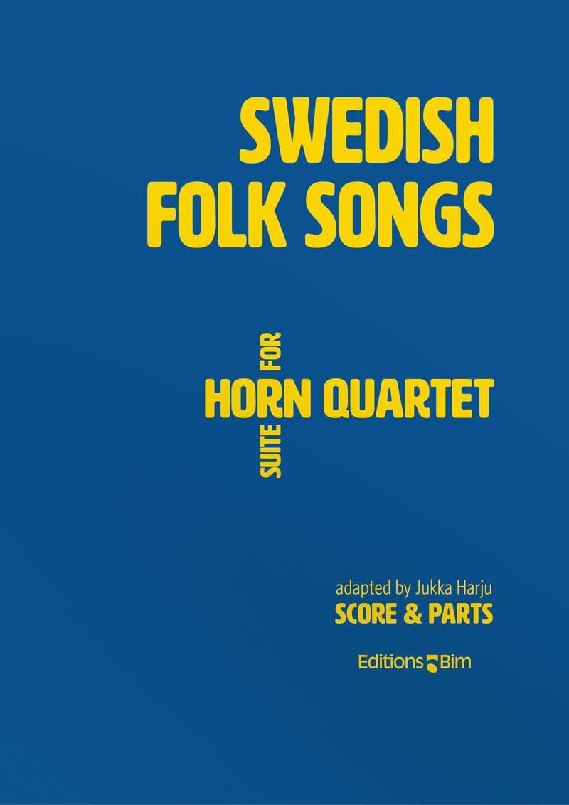 Harju Jukka Swedish Folksongs Co99