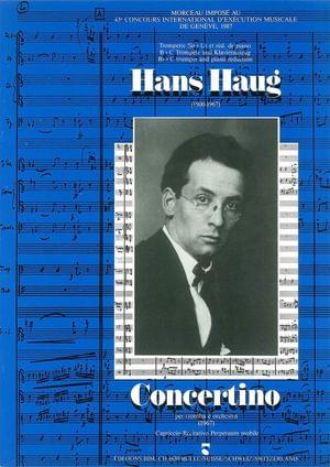 Haug Hans Concertino Trumpet Tp21