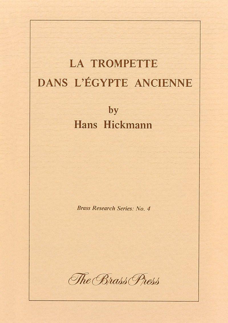Hickmann Hans La Trompette Dans L Egypte Ancienne Br P11