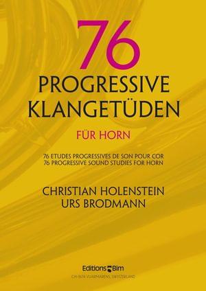 Holenstein Brodmann 76 Progressive Klangetuden Co88