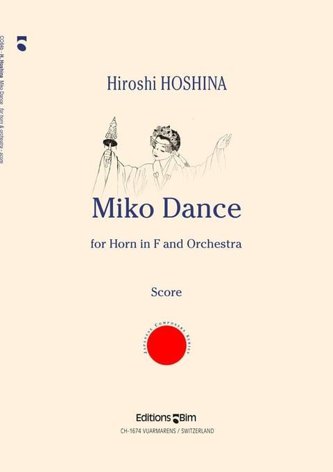 Hoshina Hiroshi Miko Dance Co84