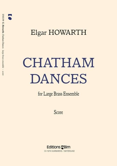 Howarth Elgar Chatham Dances Ens199
