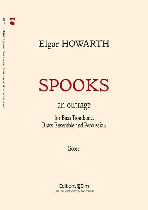 Howarth Elgar Spooks Tb72