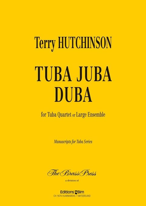Hutchinson Terry Tuba Juba Tu58