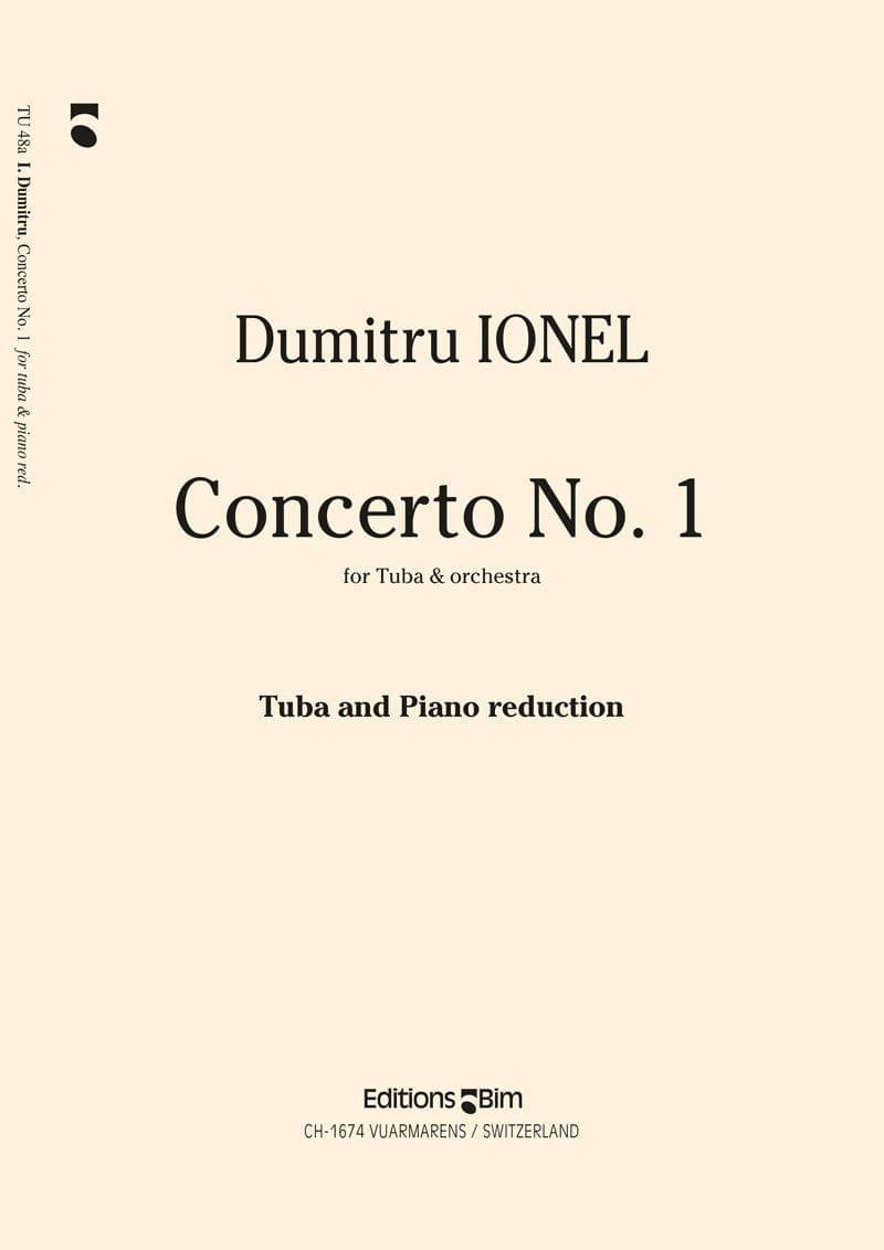 Ionel Dumitru Concerto Tu48