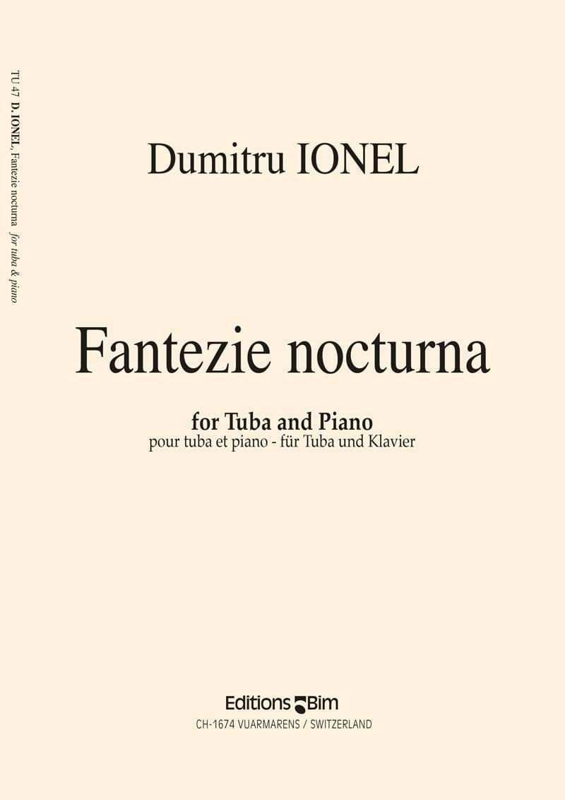 Ionel Dumitru Fantazie Nocturna Tu47