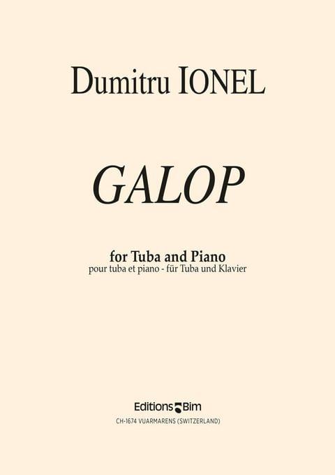 Ionel Dumitru Galop Tu45