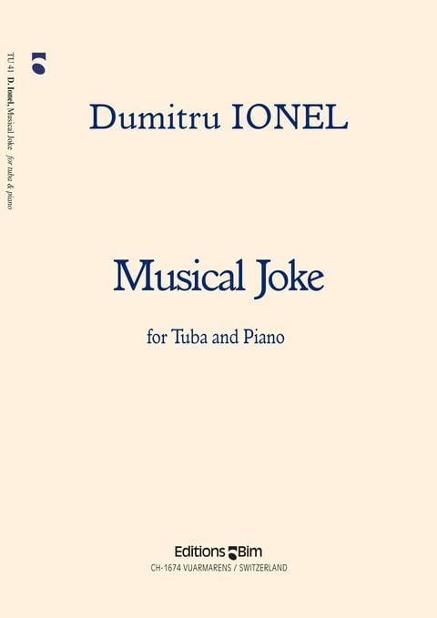 Ionel Dumitru Musical Joke Tu41
