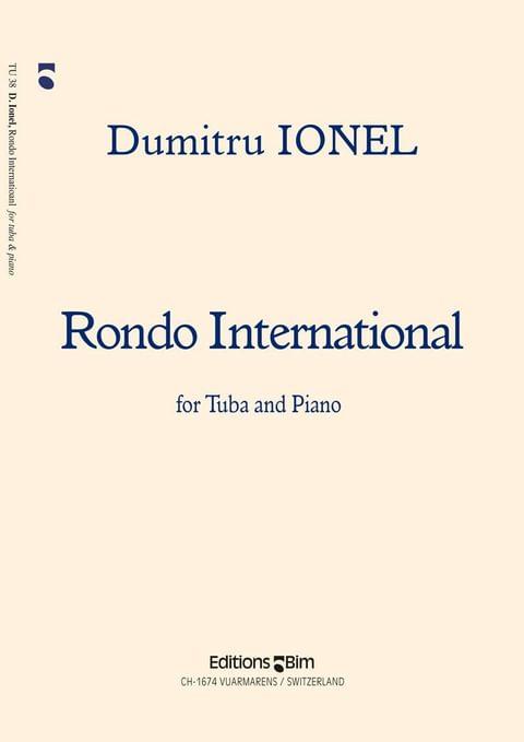 Ionel Dumitru Rondo International Tu38