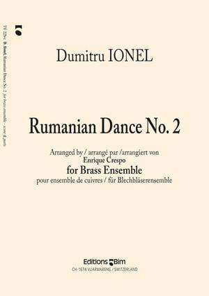 Ionel Dumitru Rumanian Dance No 2 Tu22B