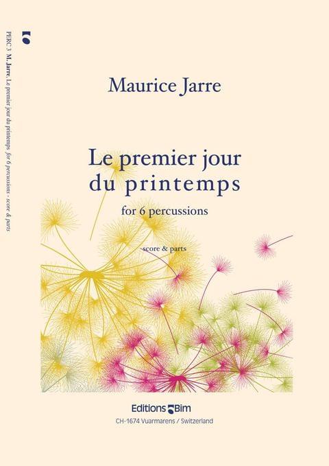 Jarre Maurice Le Premier Jour Du Printemps Perc3