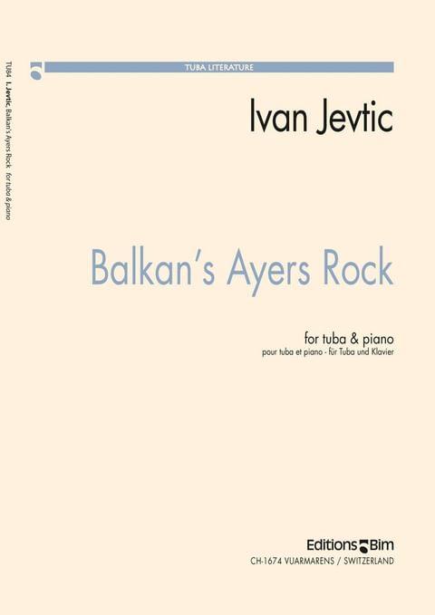 Jevtic Ivan Balkans Ayer Rock Tu84