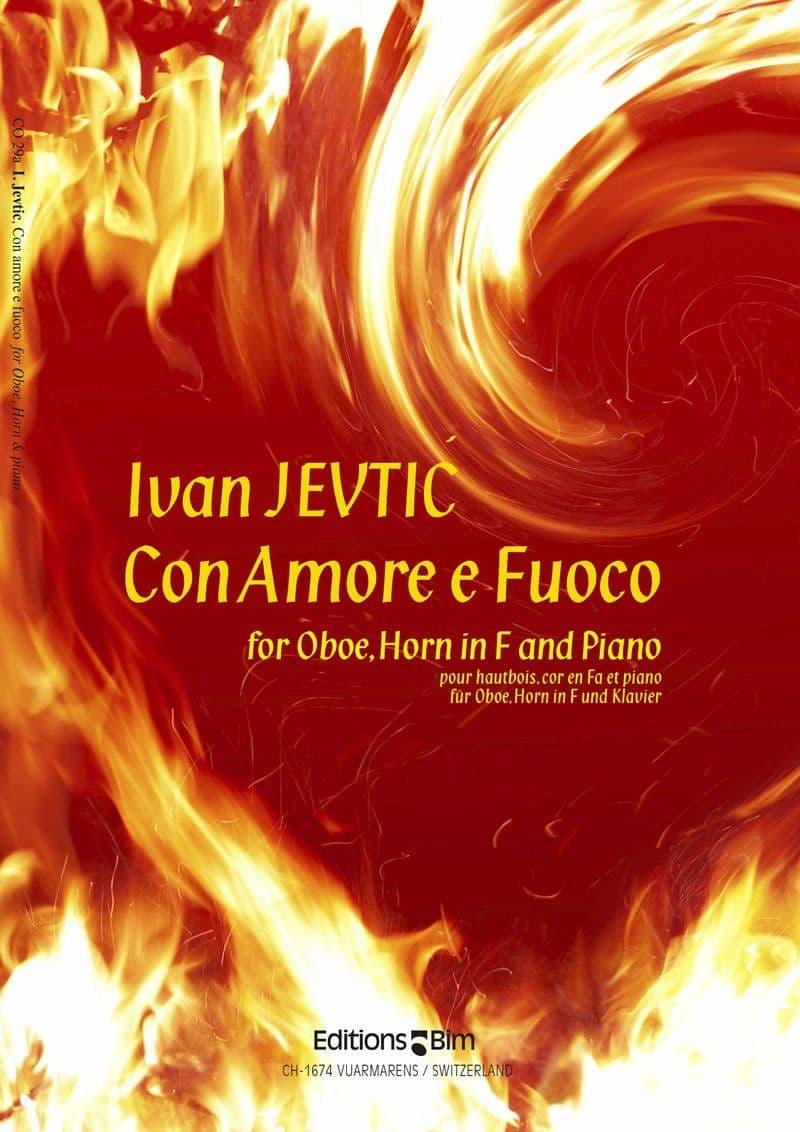 Jevtic Ivan Con Amore E Fuoco Co29