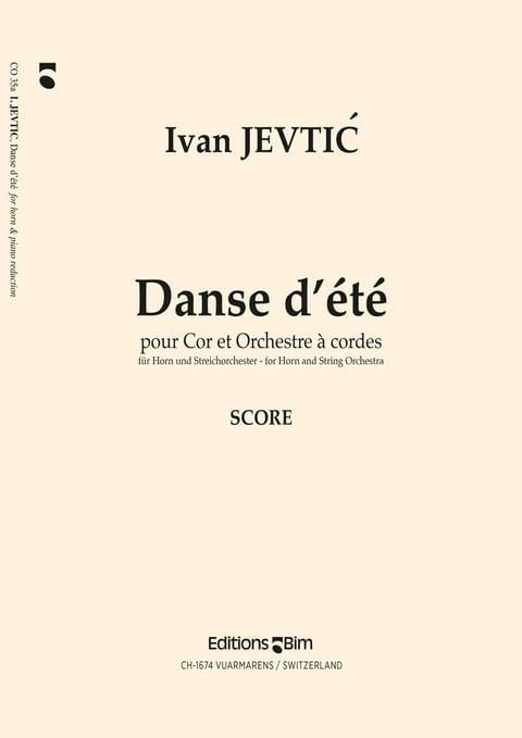 Jevtic Ivan Danse d'été Co35