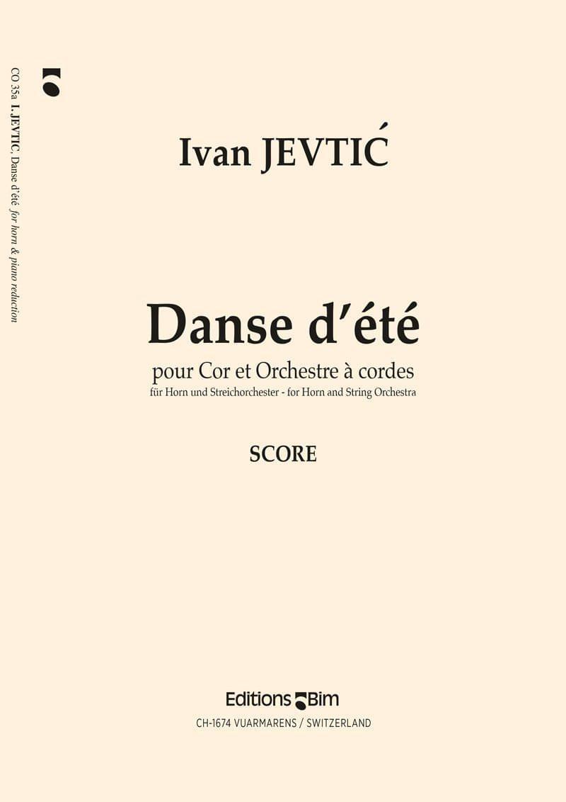 Jevtic Ivan Danse D Ete Co35