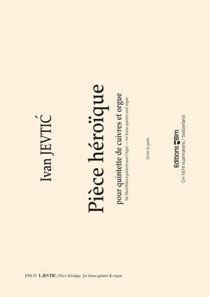 Jevtic Ivan Piece Heroique Ens53