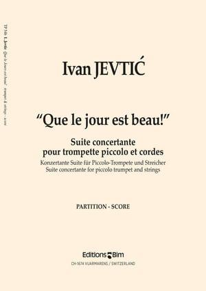 Jevtic Ivan Que Le Jour Est Beau Tp54
