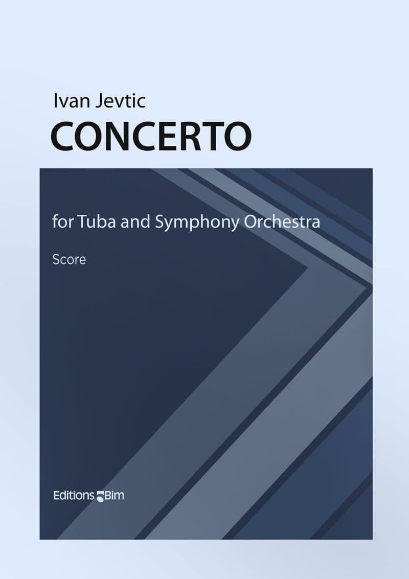 Jevtic Ivan Tuba Concerto Tu26