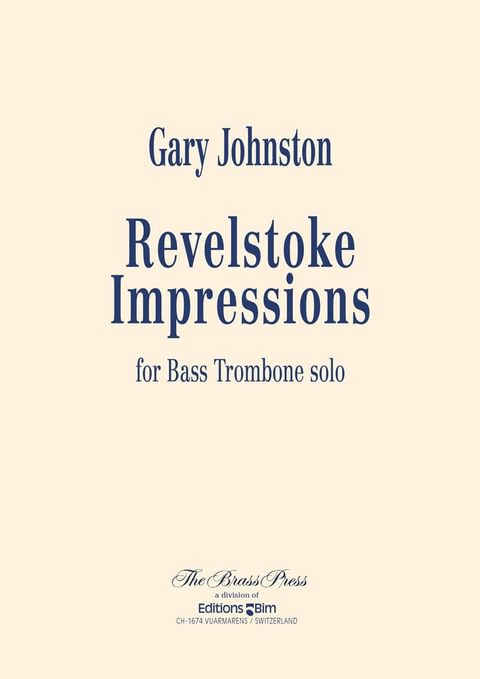 Johnston Gary Revelstoke Impressions Tb44