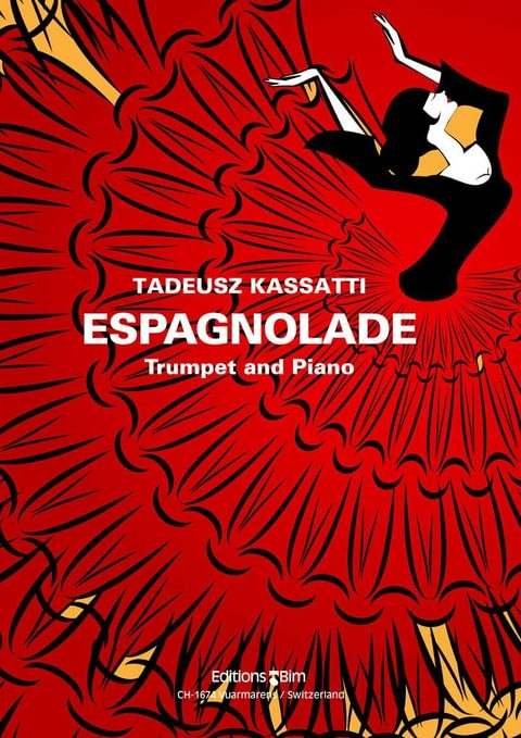 Kassatti Tadeusz Espagnolade Tp205