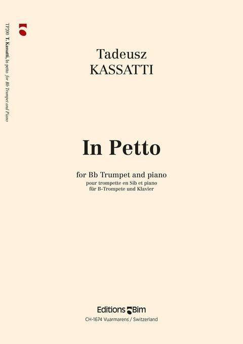 Kassatti Tadeusz In Petto Tp200