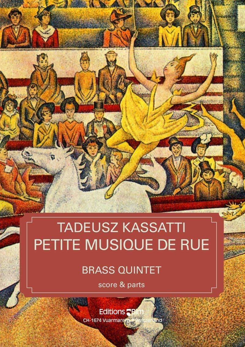 Kassatti Tadeusz Petite Musique De Rue Ens64