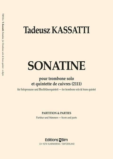 Kassatti Tadeusz Sonatine Tb51