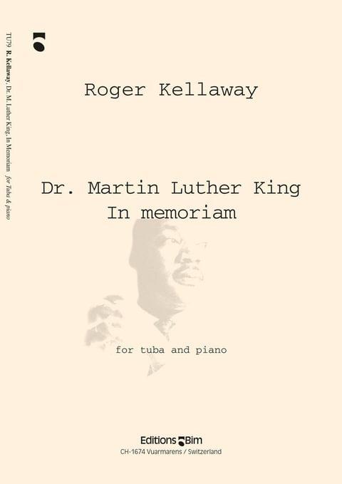 Kellaway Roger Dr Martin Luther King Tu79