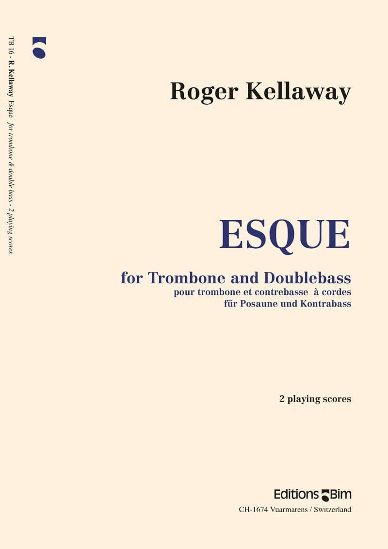 Kellaway Roger Esque Tb16