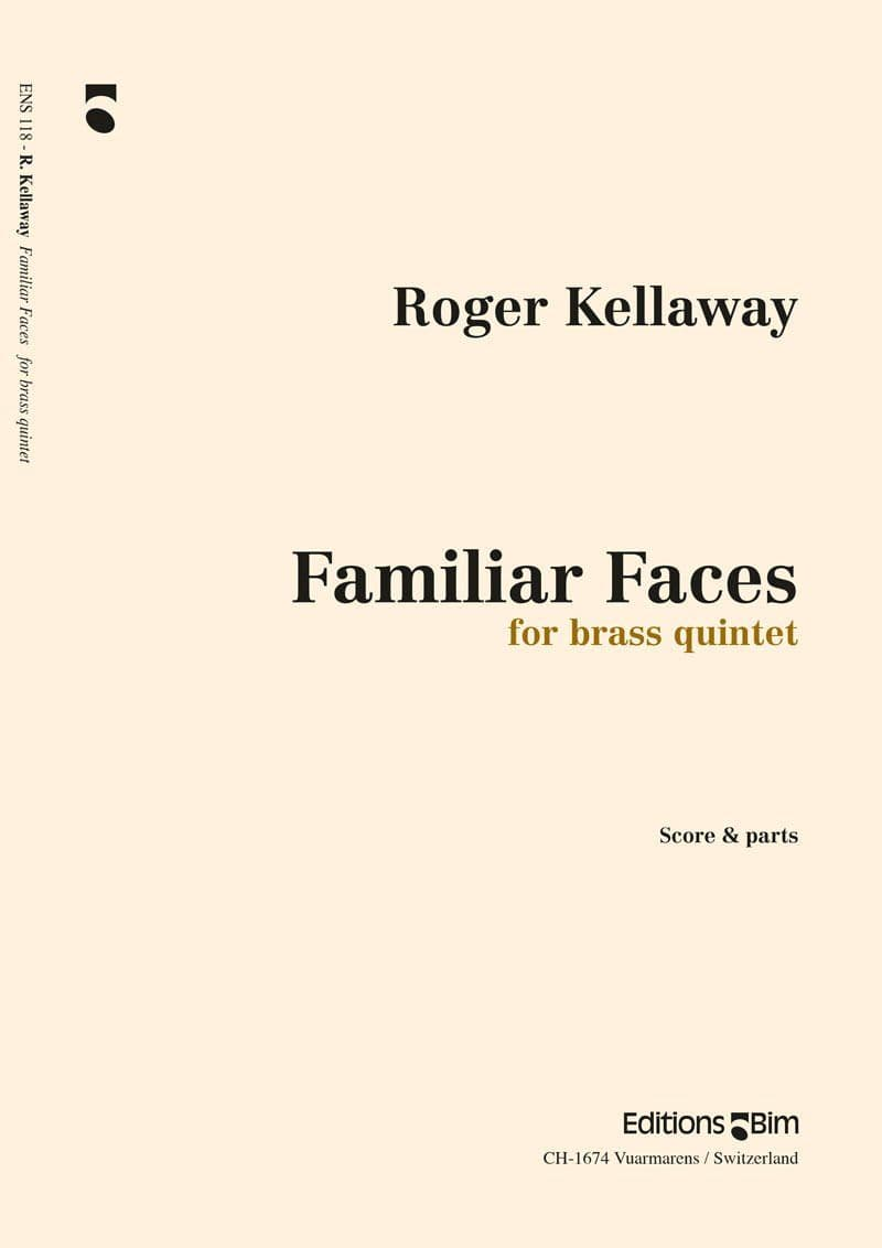 Kellaway Roger Familiar Faces Ens118