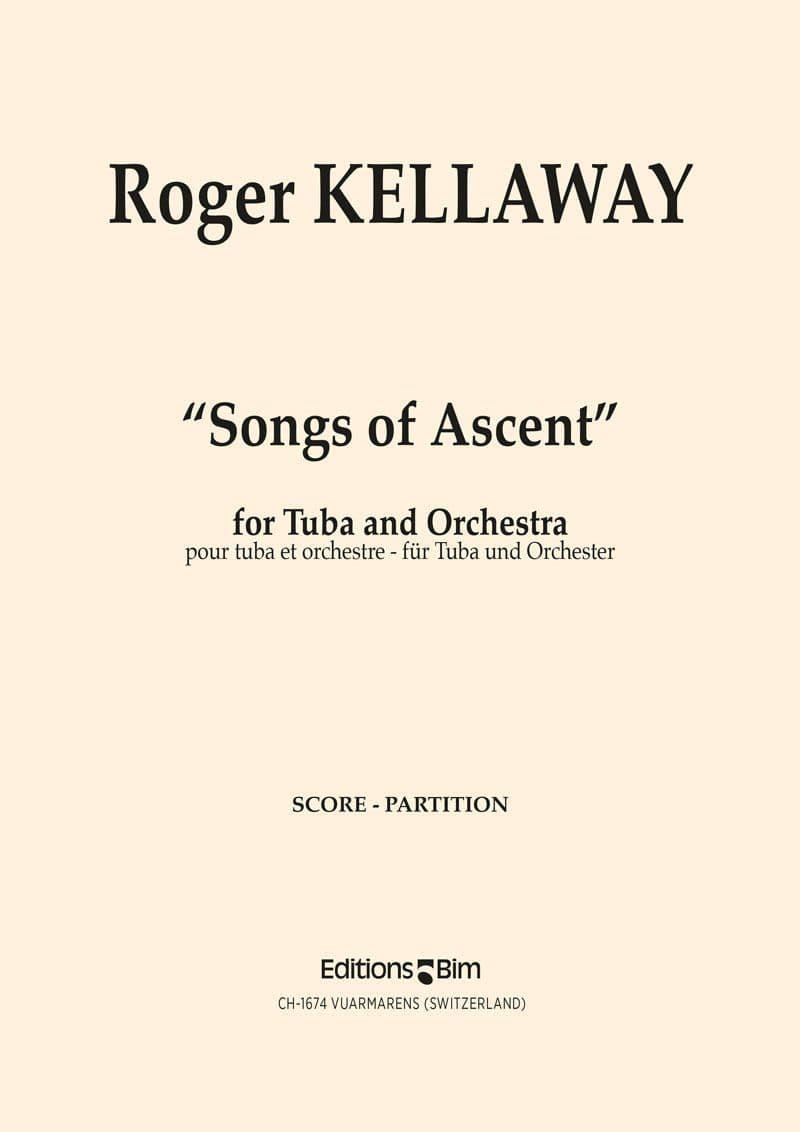 Kellaway Roger Songs Of Ascent Tu12
