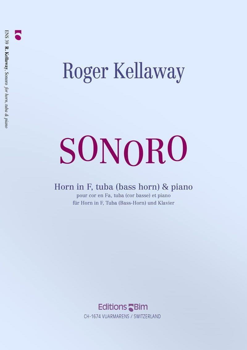 Kellaway Roger Sonoro Ens39