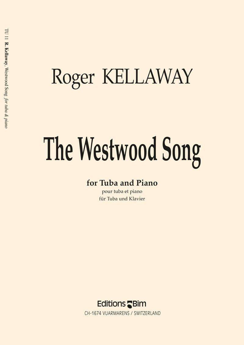 Kellaway Roger Westwood Song Tu11