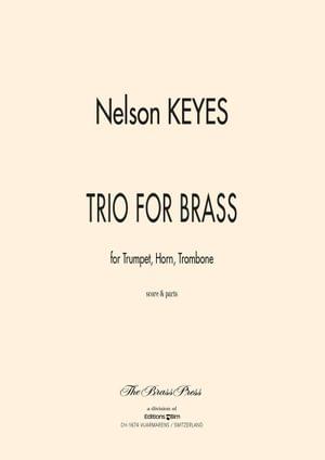 Keyes Nelson Trio For Brass Ens87