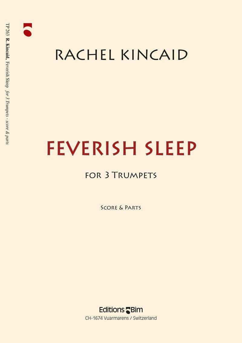 Kincaid Rachel Feverish Sleep Tp263