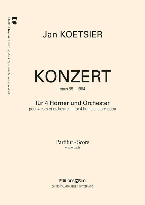 Koetsier Jan Konzert Co20