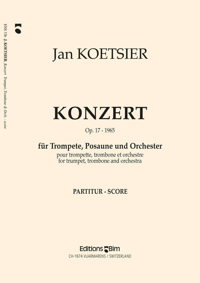Koetsier Jan Konzert Ens33