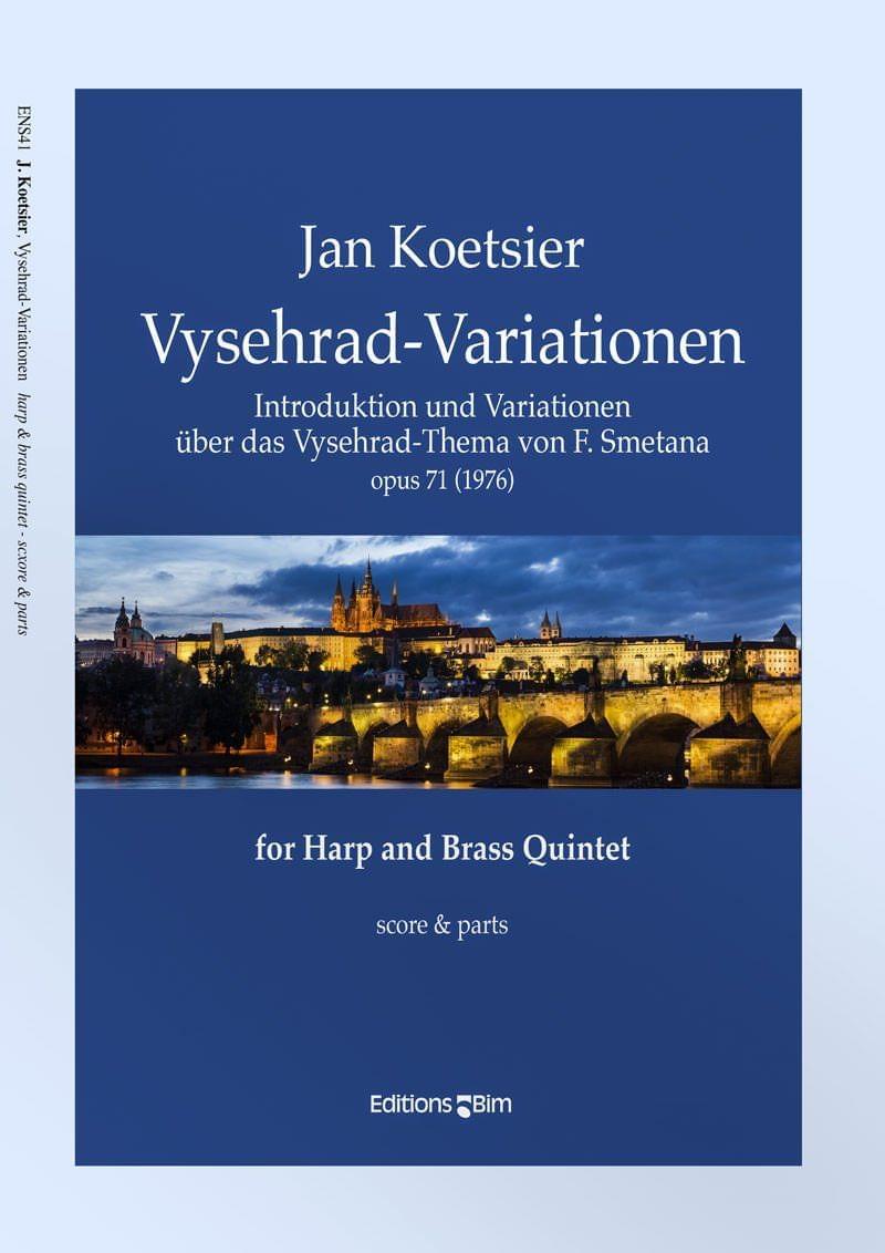 Koetsier Jan Vysehrad Variationen Ens41