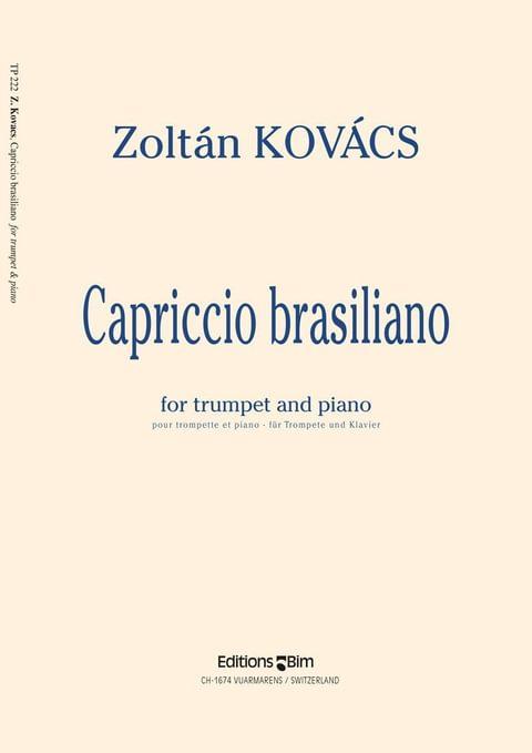 Kovacs Zoltan Capriccio Brasiliano Tp222